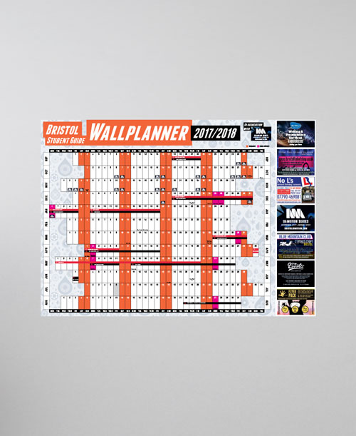 Wallplanners Uncoated